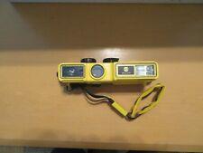Minolta Weathermatic A Underwater Dive Camera W/ Wrist Strap