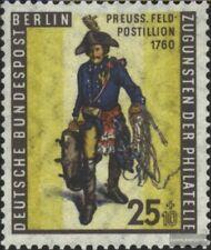 Berlin (West) 131 (kompl.Ausg.) postfrisch 1955 Feldpostillion