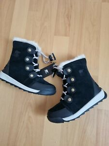 Sorel Youth Whitney ll Suede Waterproof Insulated Boots Size UK 11.5 RRP £85