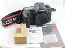Shutter only 54k! Canon EOS 5D Mark II 21.1 MP Digital SLR Camera body w/ extra