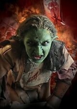 Epic Armoury LARP-Applikation Orknase Ork-Nase Fasching Halloween Maske