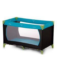 Lettino Culla box campeggio lettino da viaggio materassino chiusura facilitata