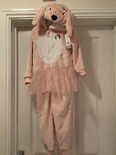 Ballerina Bunny tutto in un unico Tutu Pigiama Rosa Taglia 5-6 anni
