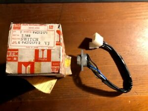 NOS GM 1976-1977-1978-1979 Buick Opel by Isuzu Ignition Switch