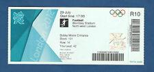 Orig.Ticket   Olympische Spiele LONDON 2012  FUSSBALL  SENEGAL - URUGUAY !! TOP