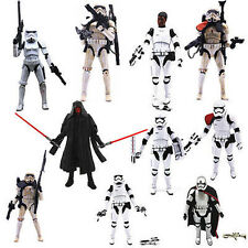 "6"" Star Wars Action Figurines Revenge of the Sith Clone Trooper Stormtrooper"