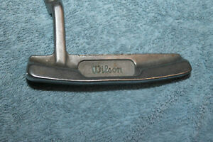 Vintage WILSON T.P.A. XIX Putter right hand 35 inch