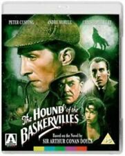 Hound of The Baskervilles 5027035012780 With Christopher Lee Blu-ray Region B
