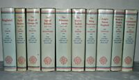 The Oxford History of England,  Clarendon Press, 10 Books, Hardback with D/J