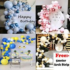 Balloon Arch Kit +Balloons Garland Birthday Wedding Baby Shower Wedding Party UK