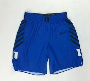 Nike Team Duke Blue Devils Basketball Short Men's Medium Royal Blue AV2077
