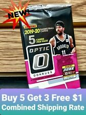 2019-20 Donruss Optic Basketball - Pick Your Player (1-200) Stars Rookies Common