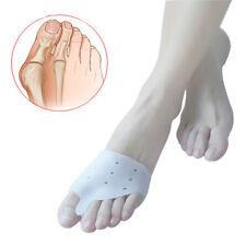 2x Silicone Gel Bunion Toe Corrector Orthotics Straightener Separator Pain Filmy
