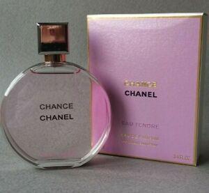 Chanel Chance Eau Tendre 3.4oz   100 ml Eau De Parfum New Sealed, Spray Women