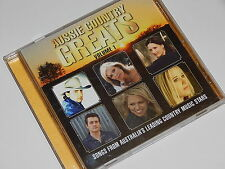 AUSSIE COUNTRY GREATEST HITS Volume 1 - CD
