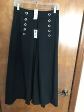 Alexander Wang Pants Skirt, Black, Size 2, Original Price $650