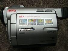 Panasonic MiniDV PalmSight Digital Palmcorder Camcorder PV-DV910 - LOADED!!!