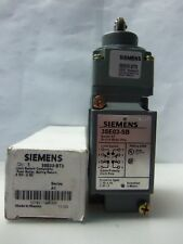 New Siemens 3SE03-BT3 Limit Switch (3SE03-DT3, 3SE03-SB, 3SE03-RB) Ser. A1 NIB