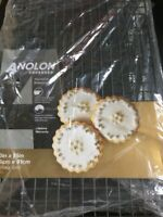 "Brand New Anolon Advanced non-stick bakeware cooling grid. 10""x16"""