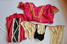 Sri Lanka, Kandyan Temple Dance Costume, Sarong Saree skirt from Kandy
