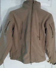Rothco Special Ops Tactical Soft Shell Jacket Coyote Brown -- Size S
