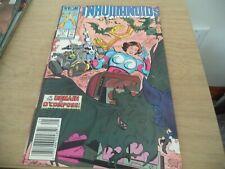 Inhumanoids, The #3 1987 Marvel Star