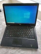 """Dell Latitude E7440 i5-4300U 14""""  (120GB ssd new) 8gb 1.9- 2.5ghz  Laptop"""