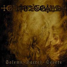 GRIFTEGARD - Solemn*Sacred*Severe (NEW*EPIC DOOM METAL*8.5 P. Rock H.*CANDLEMASS