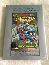 Amazing Spider-man Marvel Masterwork Mmw 18 New Sealed