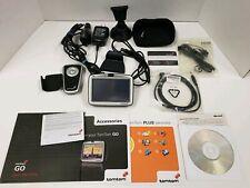 TomTom GO 910, GPS car navigation system with accessories Tom Tom REMOTE