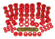 Prothane Total Set Bushing Bushings Inserts FOR 87-96 Jeep Wrangler YJ (RED)