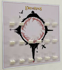 Acrylic Display Frame Insert For Lego Lord of the rings Minifigures figures
