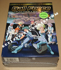Gall Force - Collection (DVD, 2003, 4-Disc Set) Factory Sealed, Brand New