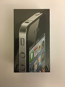 Apple  Iphone 4 8GB Brand New Factory Sealed Unlocked