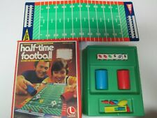 Vintage Half-Time Football Lakeside Games Sports Dice Game