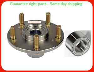 Front Wheel Hub & Bearing For Buick Encore 2016-2019 Chevrolet Sonic Trax Each