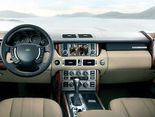 2006 - 2009 Range Rover HSE L322 Video In Motion TV FREE DVD