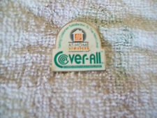 COVER-ALL AT-HOME SERVICES ADVERTISING PIN