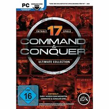 Command & Conquer - The Ultimate Collection - PC (Origin Key US Version) - *NEU*