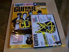 GUITAR  part  236  avec  DVD  neuf .