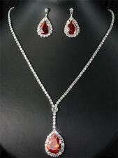 Bridal/wedding crystal/diamonte Collar Set * 125 *