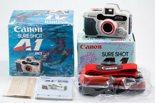(26) Canon Sure Shot A1 immersible w/strap pouch IB boxes NEW NOS