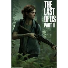 The Last of Us Part 2 Ellie POSTER 61x91.5cm NEW