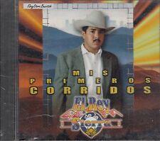 EL REY DE LA SIERRA MIS PRIMEROS CORRIDOS CD NEW SEALED