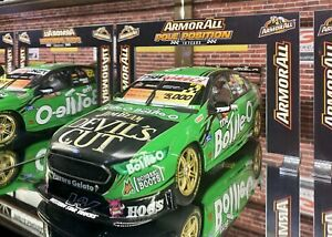 1:18 2015 Bathurst Armor All Pole Banner Cheque Combo Only. Reynolds Erebus Ford