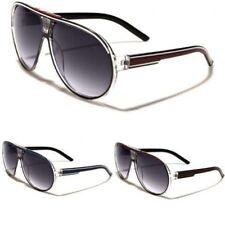 Gafas de sol de hombre de espejo aviadores aviador