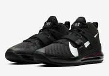 Nike Air Force Max II Men's Basketball Shoes AV6243 002 Black White New In Box