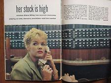June 16, 1962 TV Guide(DIANA  MILLAY/RAYMOND  MASSEY/PAUL  ANKA/DR.  KILDARE)