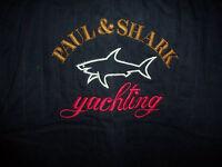 """WUNDERwollJACKE*Gr.L """"PAUL&SHARK-YACHTING"""" WASSERFEST*100%WOLLE*Nachtblau ITALY"""