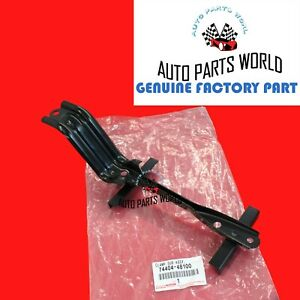 GENUINE LEXUS 10-15 RX350 RX450h BATTERY HOLD DOWN CLAMP 74404-48100/74404-0E020